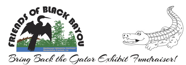 Bring Back the Gator Exhibit Fundraiser